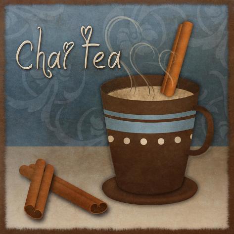 Chai-Tee Giclée-Premiumdruck