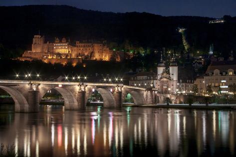 Fotografie Heidelberg heidelberg fotografie druck charles bowman bei allposters de