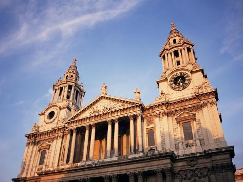 St. Paul's Cathedral, London, England, United Kingdom Fotografie-Druck
