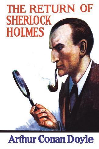The Return of Sherlock Holmes II Wandtattoo