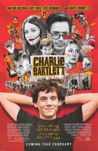 Charlie Bartlett Neuheit