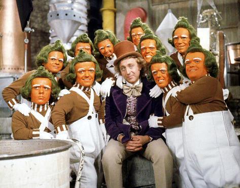 Charlie und die Schokoladenfabrik Foto