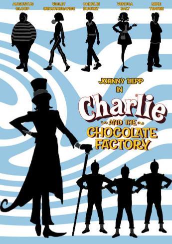 Charlie und die Schokoladenfabrik Neuheit