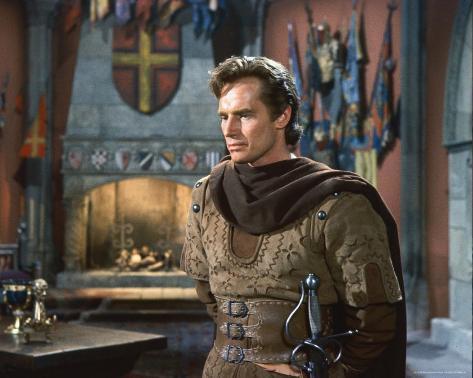 Charlton Heston - El Cid Foto