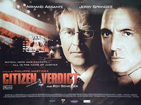 Citizen Verdict Originalposter