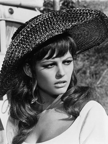 Claudia Cardinale, 1967 Fotografie-Druck