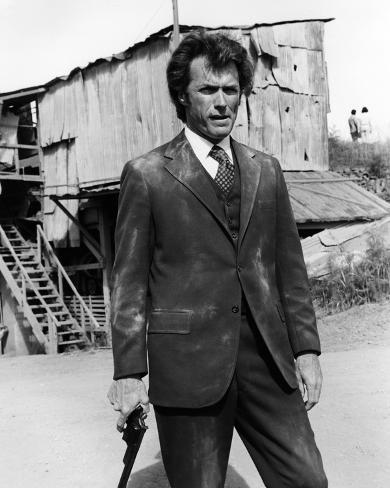 Clint Eastwood, Dirty Harry (1971) Foto