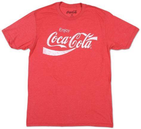 coca cola coke classic tshirt bei. Black Bedroom Furniture Sets. Home Design Ideas