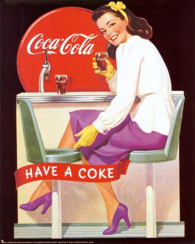 Coca-Cola Poster