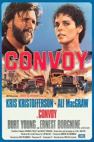 Convoy Kunstdruck