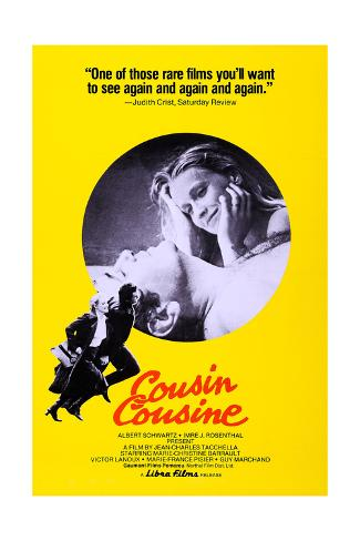 Cousin Cousine Giclée-Druck