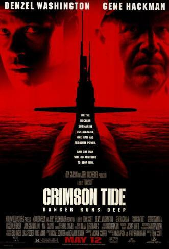 Crimson Tide – In tiefster Gefahr Neuheit