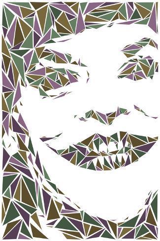 The Joker Kunstdruck
