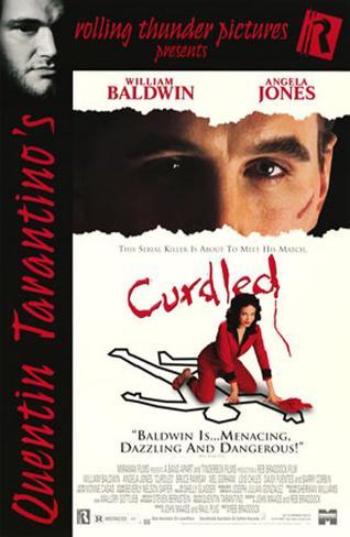 Curdled– Der Wahnsinn Poster