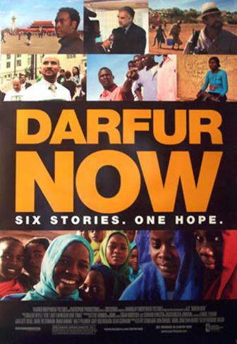 Darfur Now Originalposter