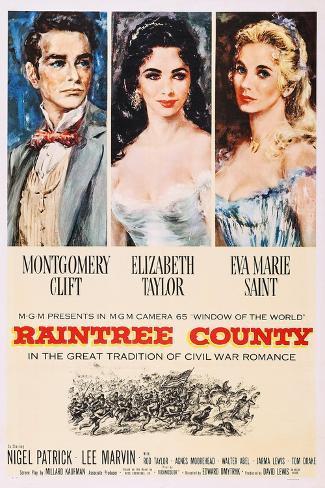 Das Land des Regenbaums Kunstdruck