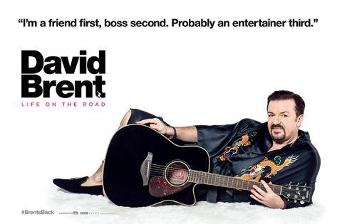 David Brent: Life On The Road In A Kimono Poster