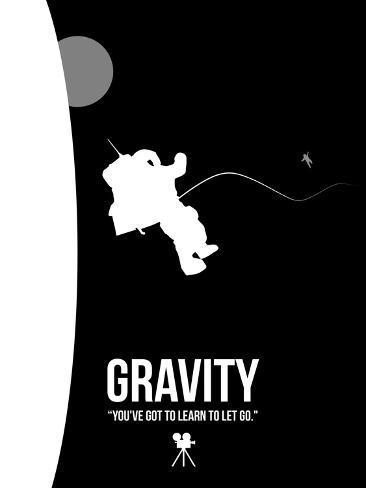 Gravity Kunstdruk