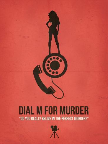 Perfect Murder Kunstdruck