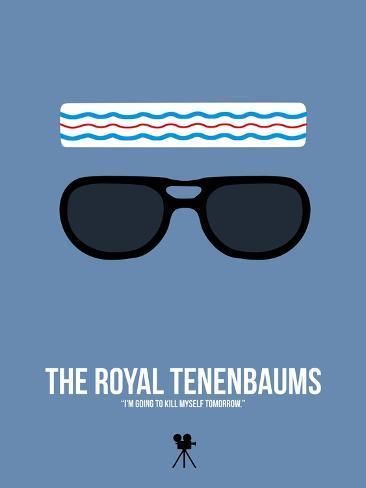 The Royal Tenenbaums 1 Giclée-Premiumdruck