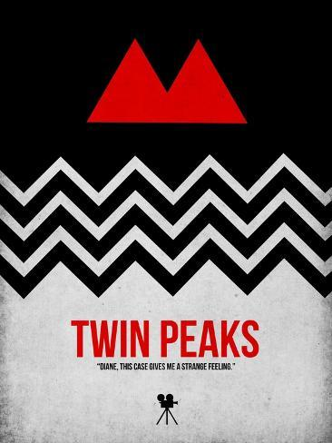 Twin Peaks Kunstdruck