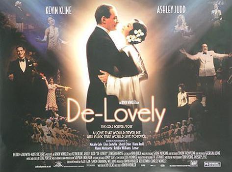 De-Lovely– Die Cole Porter Story Originalposter