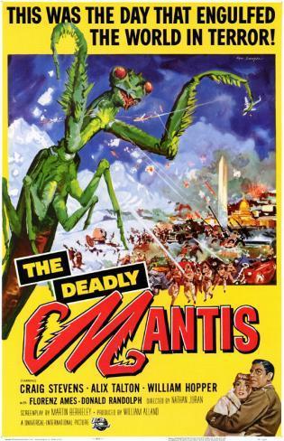 Deadly Mantis Neuheit