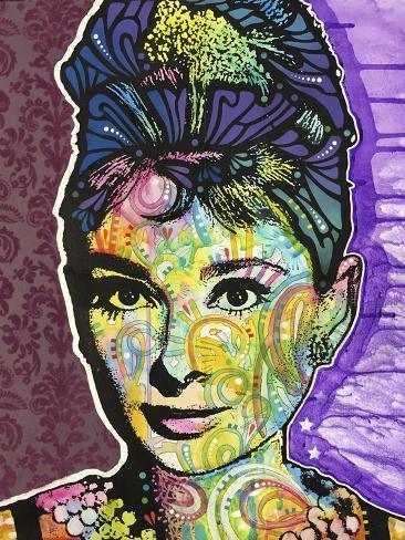 Audrey 2 Giclée-Druck