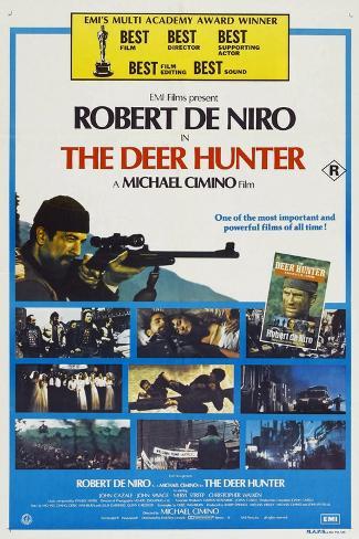 Deer Hunter Kunstdruck