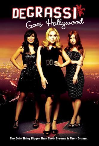 Degrassi Goes Hollywood Masterprint