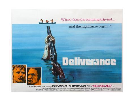 Deliverance, 1972 Gicléedruk