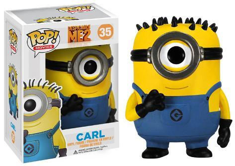 Despicable Me - Carl POP Figure Spielzeug