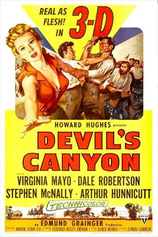 Devil's Canyon Kunstdruck