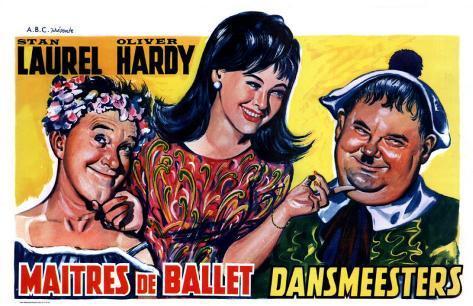 Dick und Doof: Die Tanzmeister Neuheit