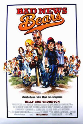 Die Bären sind los – Ankündigung Doppelseitiges Poster