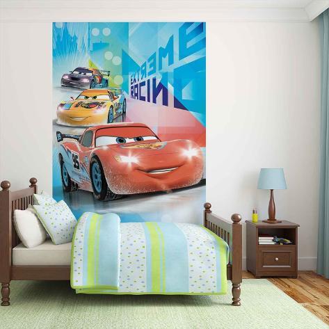 Disney Cars - Lightning McQueen & Miguel Camino Behangposter