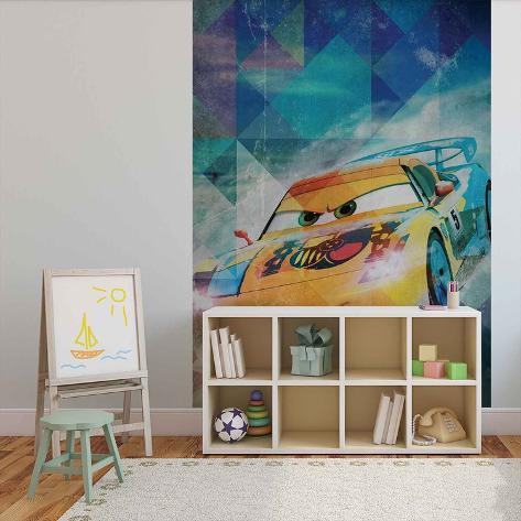 Disney Cars - Miguel Camino - Vlies Non-Woven Mural Vlies muurposter