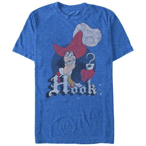 Disney: Peter Pan- Captain Hook Pin T-Shirt