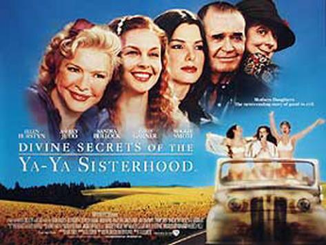 Divine Secrets Of The Ya Ya Sisterhood Originalposter