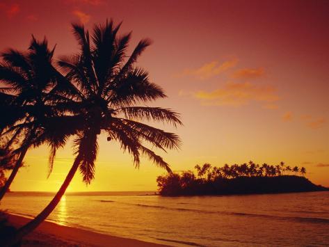 Photo Frame Software Desert Island