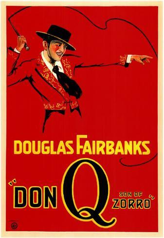 Don Q- Son of Zorro Neuheit