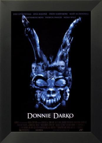 Donnie Darko Gerahmter Kunstdruck