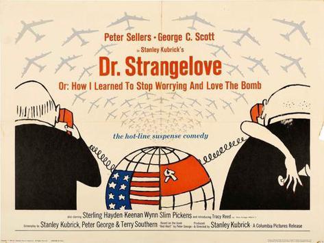Dr. Seltsam Oder: Wie ich lernte, die Bombe zu lieben Poster