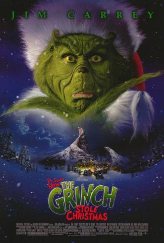 Dr. Seuss: Grinch, Der Poster