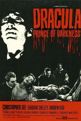 Dracula, Prince of Darkness Kunstdruck