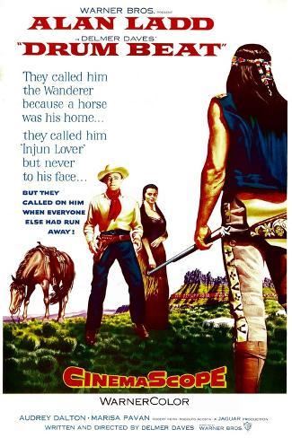 Drum Beat Kunstdruck