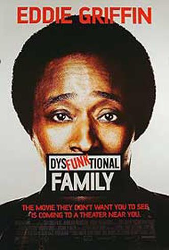 DysFunktional Family Originalposter