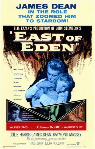 East of Eden, 1955 Neuheit