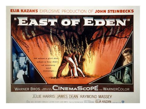 East of Eden, James Dean, Lois Smith, Julie Harris, Jo Van Fleet, 1955 Foto