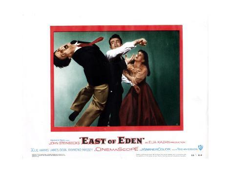 East of Eden, Richard Davalos, James Dean, Julie Harris, 1955 Sonstiges
